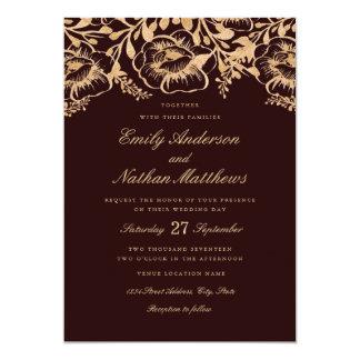 burgundy wedding invitations announcements zazzle canada With burgundy wedding invitations canada