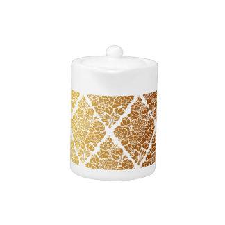 Vintage,gold,damask,floral,pattern,elegant,chic,