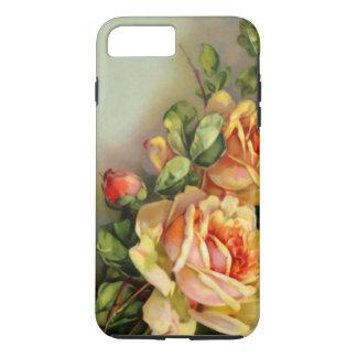 Vintage Gold Roses iPhone 8 Plus/7 Plus Case