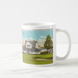 Vintage Golf Coffee Mug