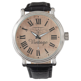 VINTAGE | gracefully aged Watch