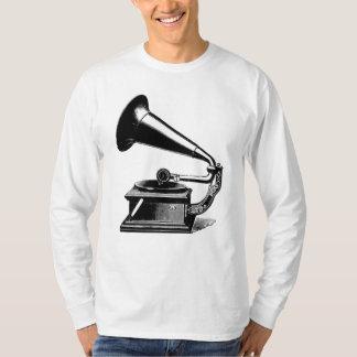 Vintage Gramophone T-Shirt
