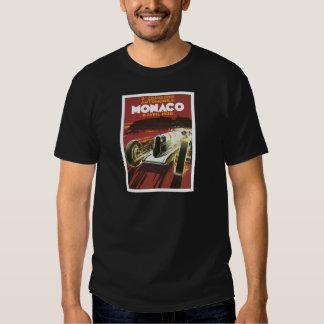 Vintage Grand Prix Monaco Tshirts