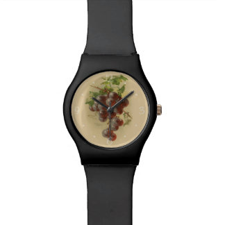 Vintage grapes watches
