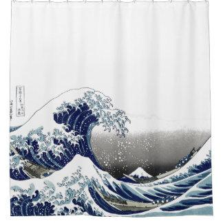Vintage, Great Wave, Hokusai 葛飾北斎の神奈川沖浪