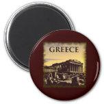 Vintage Greece Magnets