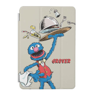 Vintage Grover the Waiter iPad Mini Cover