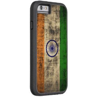 Vintage Grunge Flag of India Tough Xtreme iPhone 6 Case
