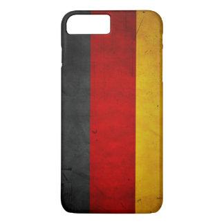 Vintage Grunge Germany Flag iPhone 7 Plus Case