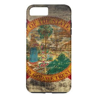 Vintage Grunge State Flag of Florida iPhone 7 Plus Case