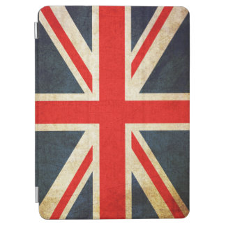 Vintage Grunge Union Jack UK FLAG iPad Air Cover