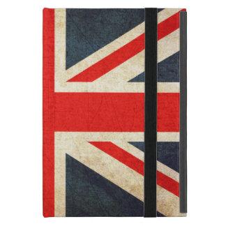 Vintage Grunge Union Jack UK FLAG iPad Mini Case