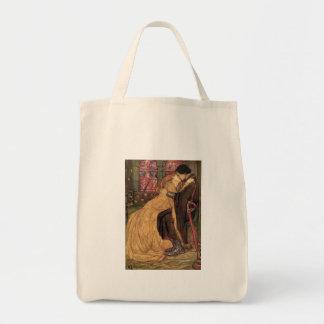 Vintage - Guinevere, Tote Bag