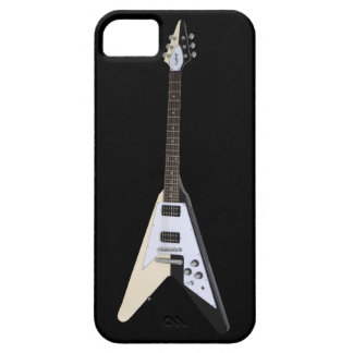 Vintage Guitar iPhone Case Case For The iPhone 5