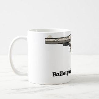 Vintage Gun Bulletproof Coffee Mug