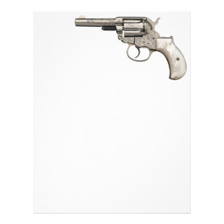Vintage Gun Letterhead