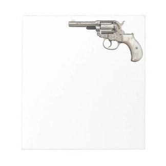 Vintage Gun Notepads
