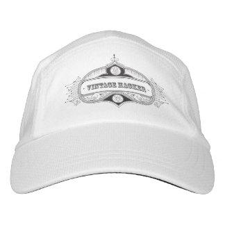 Vintage Hacker Dark Hat