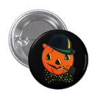 Vintage Halloween Button