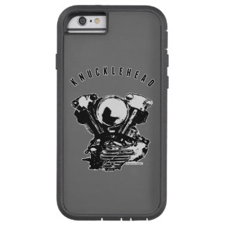 Vintage Harley Knucklehead Motorcycle Engine Tough Xtreme iPhone 6 Case