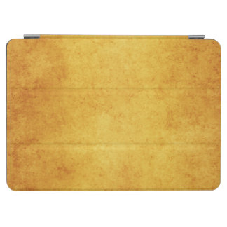 Vintage Harvest Gold Parchment Antique Paper Blank iPad Air Cover