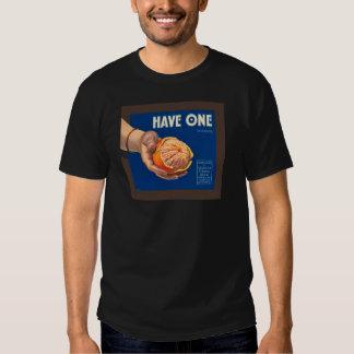 Vintage Have One Brand Sequoia Advertisement Shirt