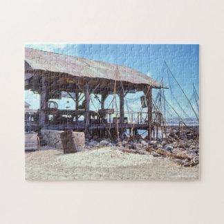 Vintage Hawaiian Fishing Nets Puzzles