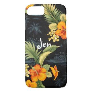 Vintage Hawaiian iPhone Case