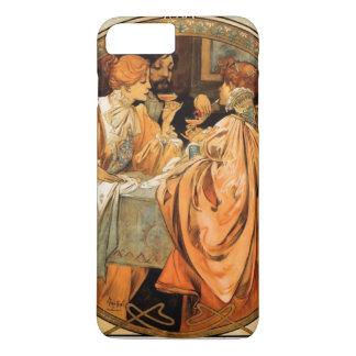 Vintage Heidsieck & Co Monopole Reims Wine Label iPhone 8 Plus/7 Plus Case