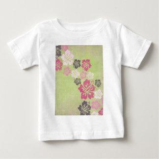 Vintage Hibiscus Baby T-Shirt