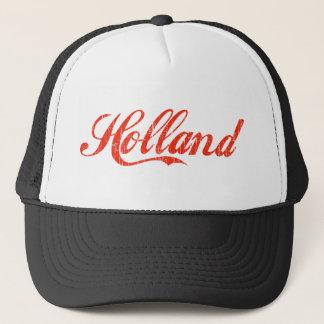 Vintage Holland Trucker Hat