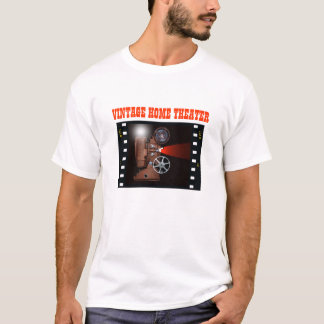 VINTAGE HOME THEATER T-Shirt