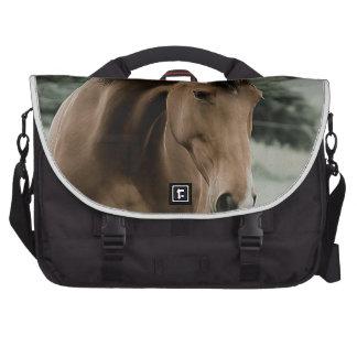 vintage horse animal painting art commuter bag