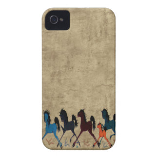 Vintage Horse Case-Mate iPhone 4 Case