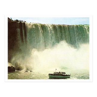 Vintage Horseshoe Falls Postcard