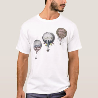 Vintage Hot Air Balloon Race Shirt