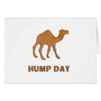 VINTAGE HUMP DAY CAMEL CARDS