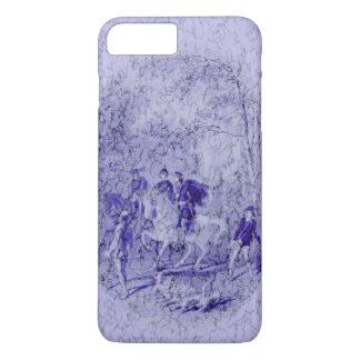 Vintage hunt iPhone 7 plus case
