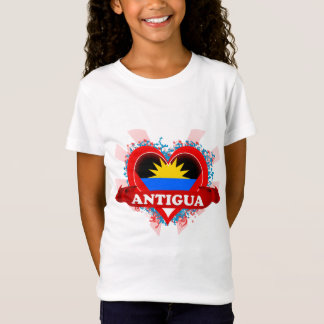 Vintage I Love Antigua T-Shirt