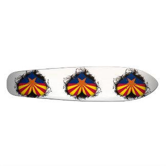 Vintage I Love Arizona Skate Board Decks