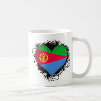 Vintage I Love Eritrea Coffee Mug