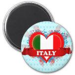 Vintage I Love Italy