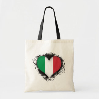 Vintage I Love Italy Tote Bag