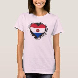 Vintage I Love Paraguay T-Shirt