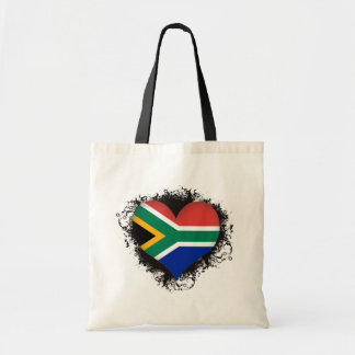 Vintage I Love South Africa Tote Bag