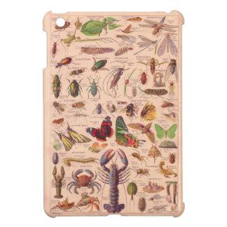 Vintage image, Arthropods iPad Mini Cases