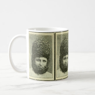 Vintage Image Man With Bee Beard Coffee Mug