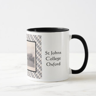 Vintage image, St Johns College, Oxford Mug