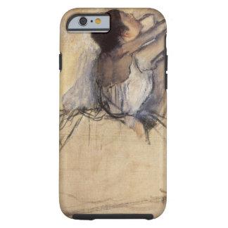 Vintage Impressionism Ballet Dancer by Edgar Degas Tough iPhone 6 Case