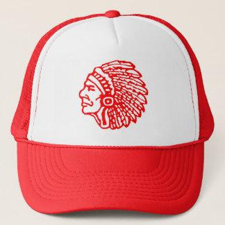 Vintage Indian Head Logo Hat